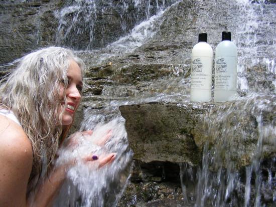 natural hair conditioner aloe very organic flint creek soap company