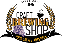 Craft Brewing Shop