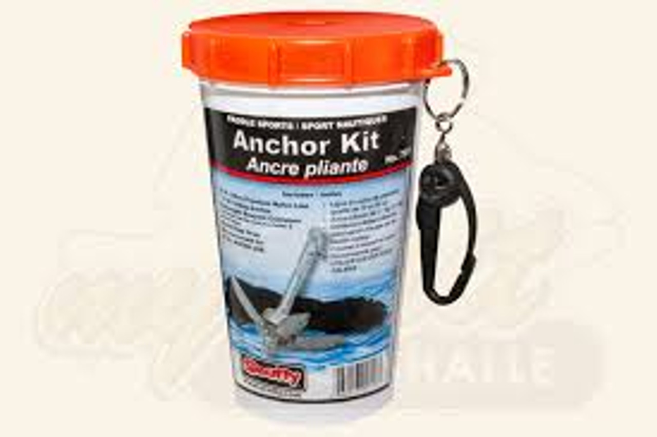 Scotty Anchor Pack With 1.5 Lb Anchor /& 50/' Line Watertight