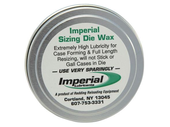 Redding Imperial Sizing Die Wax 2oz Tin