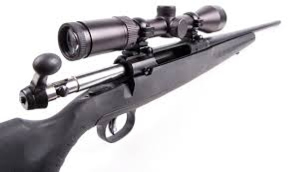 Savage Axis ll XP 30-06 c/w Accutrigger & 3-9x40 Scope