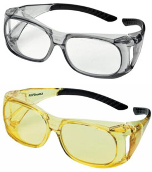 Champion Over Spec Shooting Glasses
