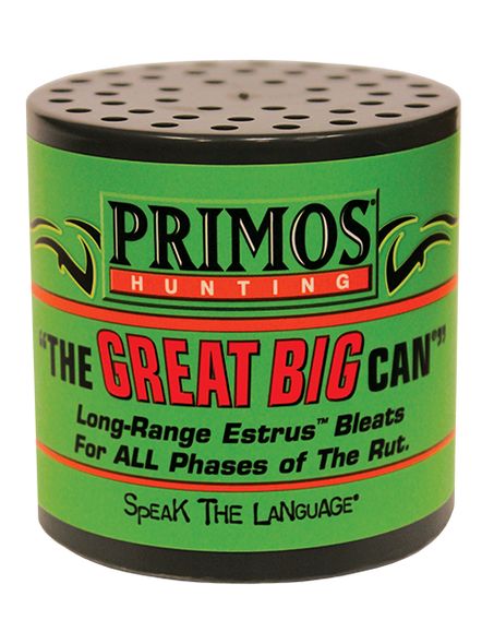 Primos The Great Big Can Deer Call