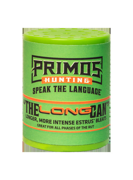 Primos The Long Can Green Trap Deer Call