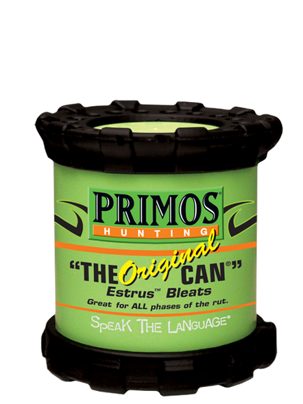 Primos The Original Can Green Trap Deer Call