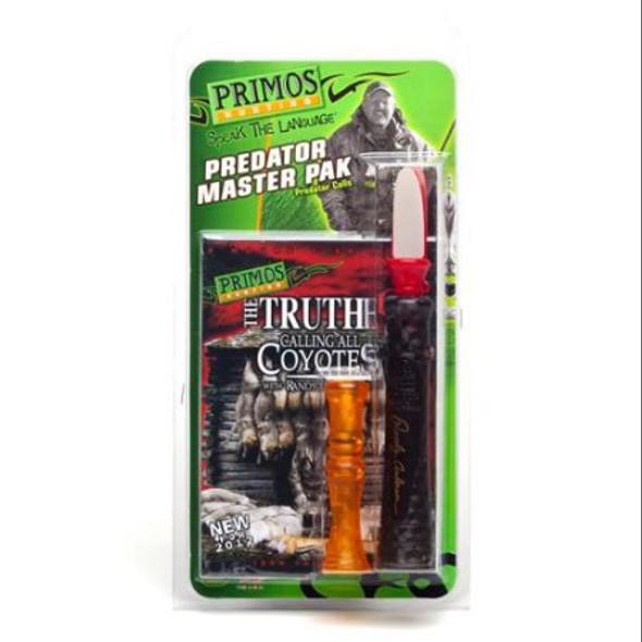 Primos Preditor Master Pak & Dvd