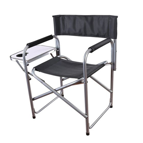 Stansport Directors Chair With Side Table