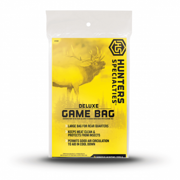 "HS Game Bag HD 40"" X 72"" Washable"