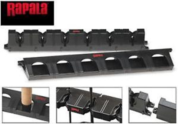Rapala Lock N Hold Rod Rack 6 Rods