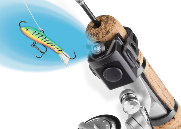 Rapala Charge N Glow Rod Mount Light