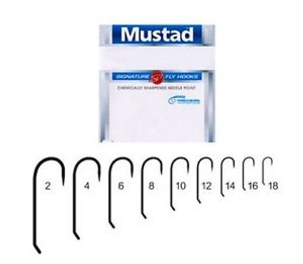 Mustad Signature R73-9671 Streamer 50/pack