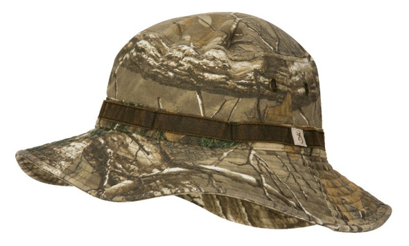 Browning Cap Cooper Bucket Real Tree