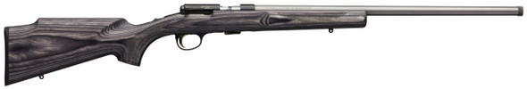 Browning T-Bolt 22 LR Target SS Gray Laminate Stock