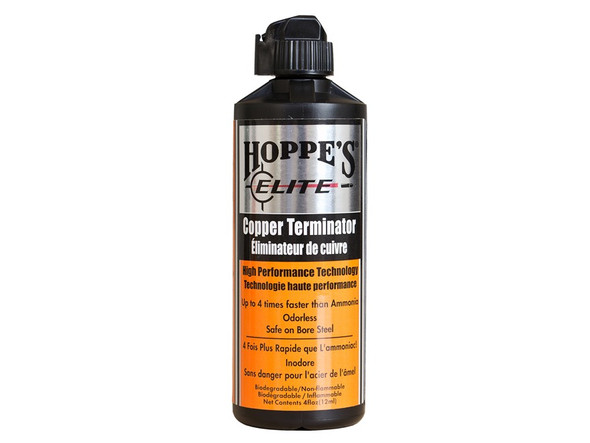 Hoppes Elite Copper Terminator 4 oz