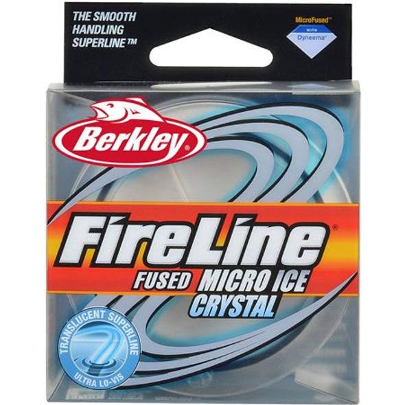 Berkley Fireline Fused Micro Ice Braid