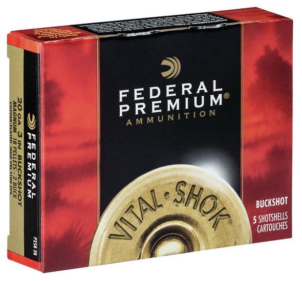 Federal Shotgun Slugs