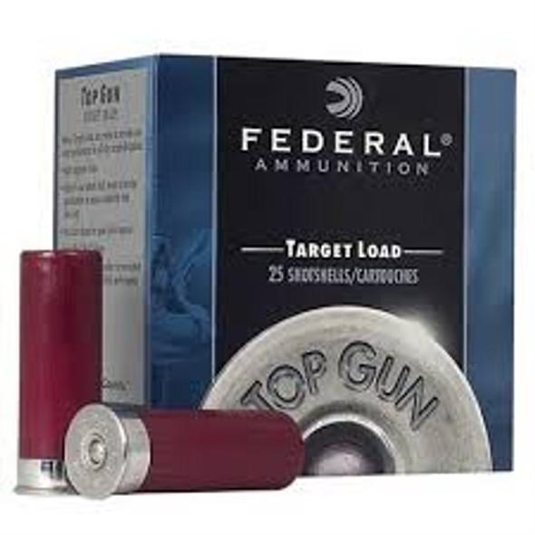 Federal Top Gun Target Load Shotgun Shells