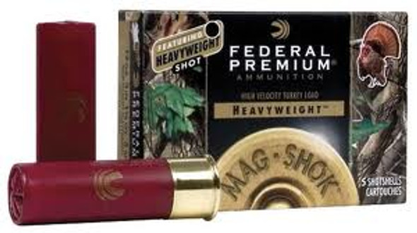 Federal Mag Shok Lead Turkey Load
