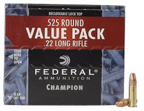 Federal 22 Rimfire Ammunition