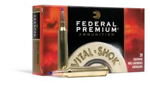 Federal 338 Win Mag Premium Ammunition
