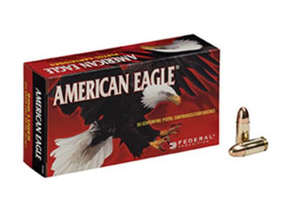 American Eagle Pistol Ammunition