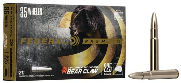Federal 35 Whelen Premium Ammunition