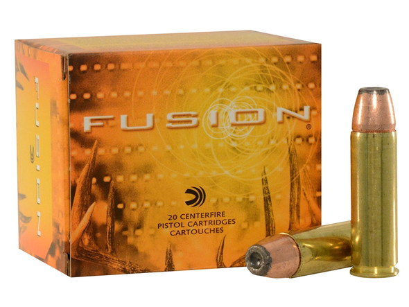Fusion Pistol Ammunition