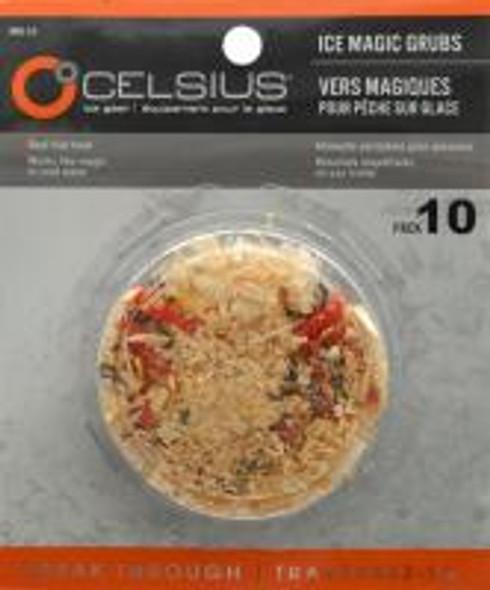 Celsius Red Ice Magic Grubs 10/pk