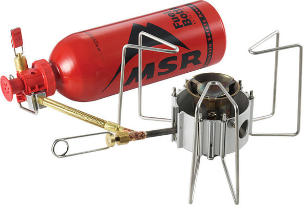 MSR Dragonfly Precision Simmering Multi Fuel Stove