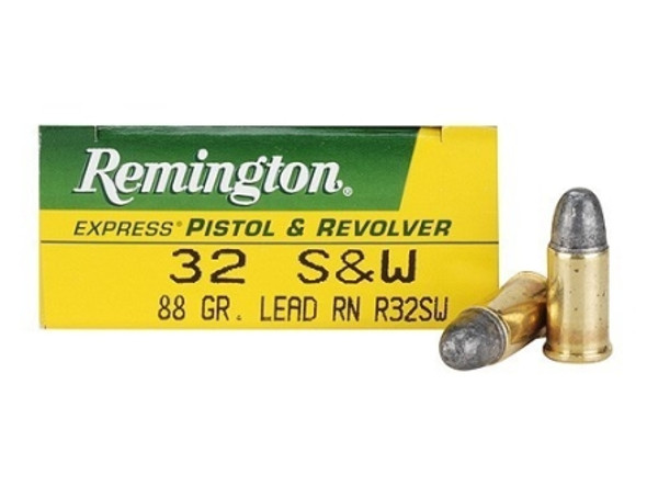 Remington Pistol Ammunition