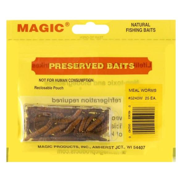 Magic Meal Worms Natural