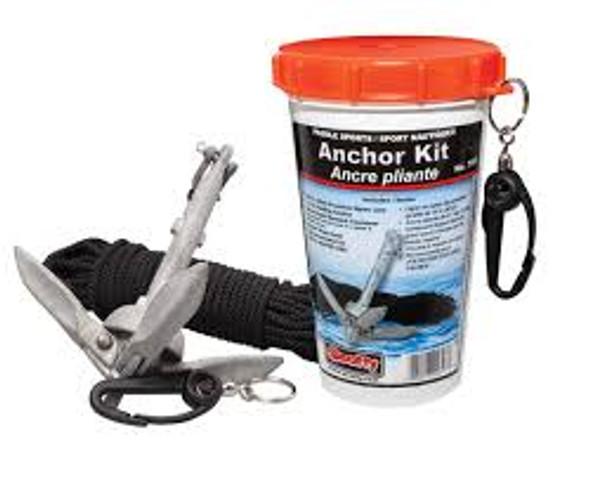 Scotty Anchor Kit 1.5lb 50' Nylone Line 797