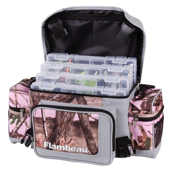 Flambeau Soft Side Tackle Box's