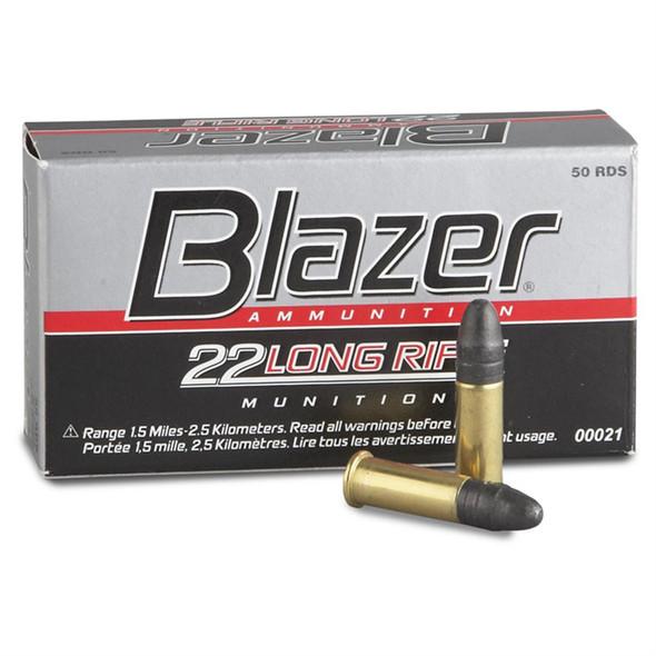 Blazer Rimfire Ammunition