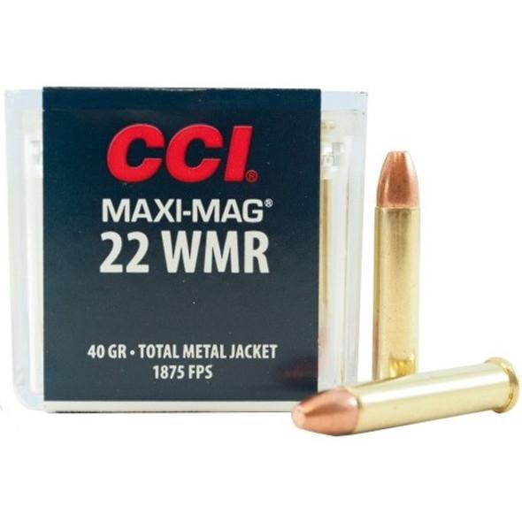CCI 22 Win Mag Rimfire Ammunition