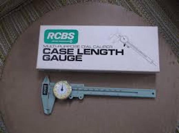 RCBS Caliper Dial SS