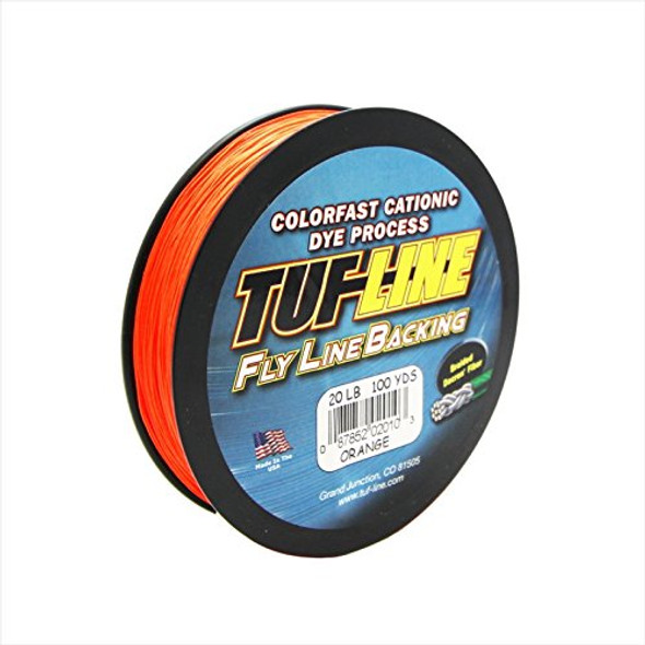 Tufline Flyline Backing 20lb 100yds