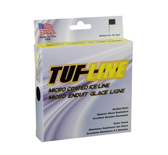 Tufline Braid Color Indicator Ice Line 50yd Spool