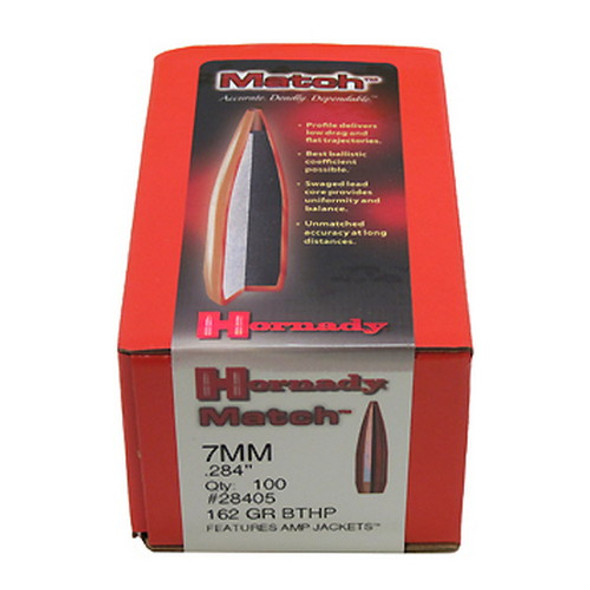 Hornady Match Rifle Bullets