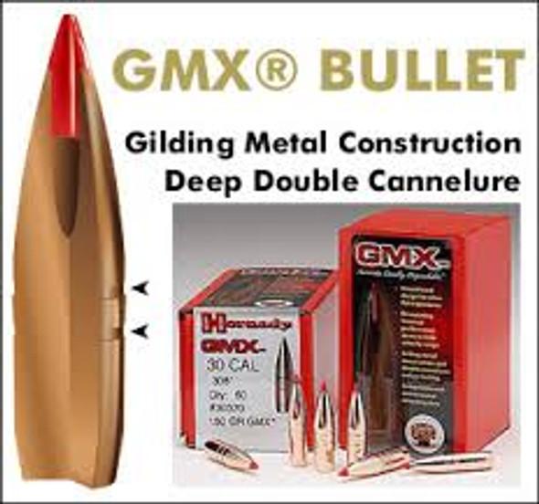 Hornady GMX Rifle Bullets