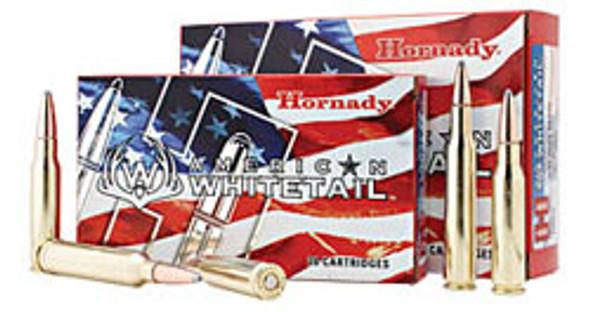 Hornady American Whitetail Rifle Ammunition