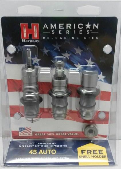 Hornady Die Set American Series Pistol