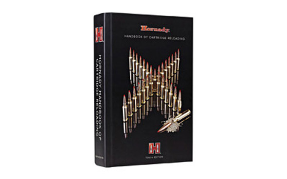 Hornady Reloading Book #10 ::99240 ::D1A ::STANDARD
