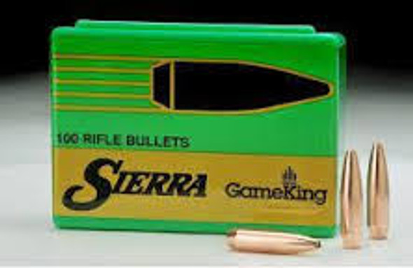 Sierra Game King Rifle Bullets