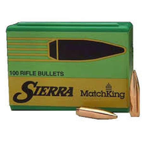 Sierra Match King Rifle Bullets