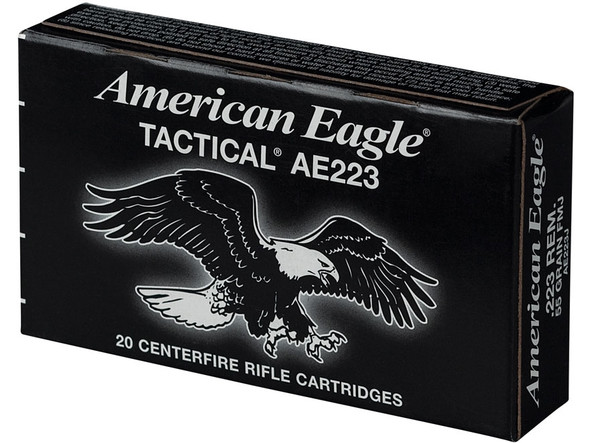 American Eagle Rifle Ammunition