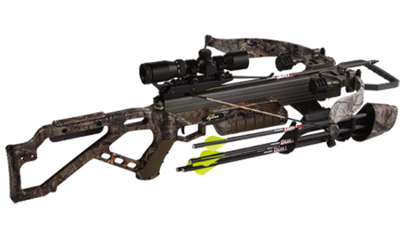 Excalibur Micro 335 Real Tree Camo
