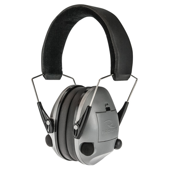 Radians Ear Protector Transverse Electronic Black