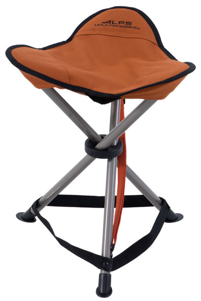 Alps Tri Leg Stool Rust