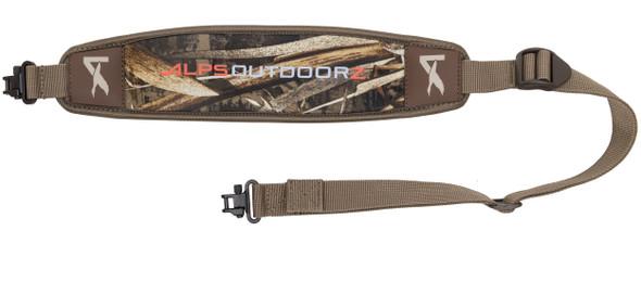 Alps Rifle Sling Delta Waterfowl c/w Swivels Max 5
